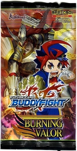 Future Card BuddyFight BFE-CP01 Burning Valor Character Pack Booster Pack