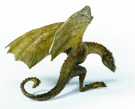 Game of Thrones Baby Dragon Resin Statue Rhaegal Pre-Order ships October