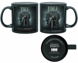 Game of Thrones Ceramic Mug Ned Stark  Pre-Order ships August