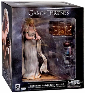 Game of Thrones Dark Horse 7.5 Inch Action Figure Daenerys Targaryen New!
