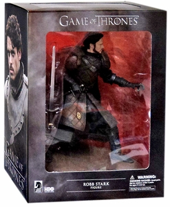 Game of Thrones Dark Horse 7.5 Inch Action Figure Robb Stark New!