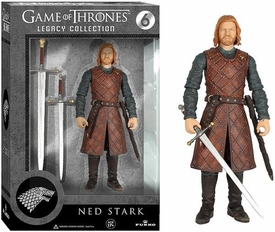 Game of Thrones Funko Legacy Collection Series 1 Action Figure Ned Stark