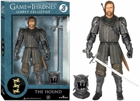 Game of Thrones Funko Legacy Collection Series 1 Action Figure The Hound