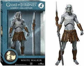 Game of Thrones Funko Legacy Collection Series 1 Action Figure White Walker BLOWOUT SALE!