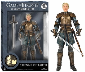 Game of Thrones Funko Legacy Collection Series 2 Action Figure Brienne of Tarth Pre-Order ships October