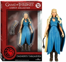 Game of Thrones Funko Legacy Collection Series 2 Action Figure Daenerys Targaryen [Blue Dress] Pre-Order ships October