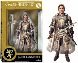 Game of Thrones Funko Legacy Collection Series 2 Action Figure Jamie Lannister Pre-Order ships October