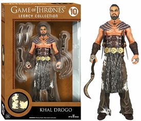 Game of Thrones Funko Legacy Collection Series 2 Action Figure Khal Drogo Pre-Order ships October