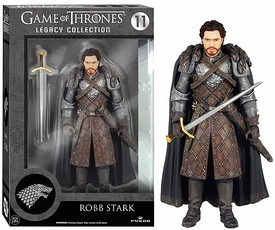 Game of Thrones Funko Legacy Collection Series 2 Action Figure Rob Stark Pre-Order ships October