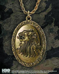 Game of Thrones Pendant Cersei Lannister Pre-Order ships July