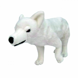 Game of Thrones Plush Ghost Direwolf Pre-Order ships August