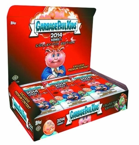 Topps Garbage Pail Kids 2014 Series 2 Collectors Edition Box [24 Packs] Pre-Order ships October