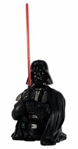 Gentle Giant Star Wars 11 Inch Mini Bust Darth Vader with Lightsaber