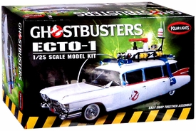 Ghostbusters 1/25 Scale Model Kit Ecto-1
