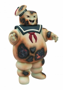 Ghostbusters Bank Burnt Stay Puft Pre-Order ships September