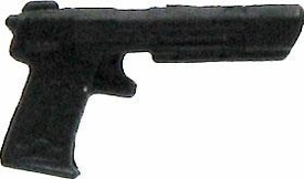 GI Joe 3 3/4 Inch LOOSE Action Figure Accessory Black Energy Pistol]