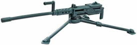 GI Joe 3 3/4 Inch LOOSE Action Figure Accessory Blue Gray M2 Browning .50 Caliber Machine Gun