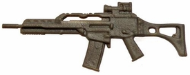 GI Joe 3 3/4 Inch LOOSE Action Figure Accessory Olive Green G36 Assault Rifle