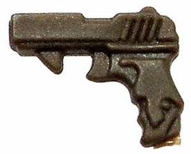 GI Joe 3 3/4 Inch LOOSE Action Figure Accessory Olive Green Holdout Pistol [Style 3]