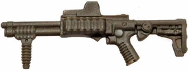 GI Joe 3 3/4 Inch LOOSE Action Figure Accessory Dark Tan Tactical Shotgun