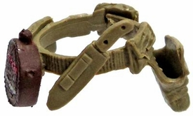 GI Joe 3 3/4 Inch LOOSE Action Figure Accessory Olive Survival Belt