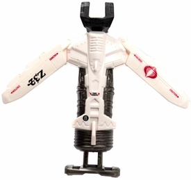 GI Joe 3 3/4 Inch LOOSE Action Figure Accessory White Cobra Jet Pack