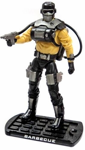 GI Joe 3 3/4 Inch LOOSE Action Figure Barbecue [Version 5]