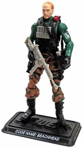 GI Joe 3 3/4 Inch LOOSE Action Figure Beachhead [Version 12]