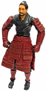 GI Joe 3 3/4 Inch LOOSE Action Figure Budo [Version 3]
