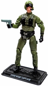 GI Joe 3 3/4 Inch LOOSE Action Figure Capt. Ace [Version 2]