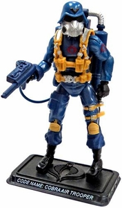 GI Joe 3 3/4 Inch LOOSE Action Figure Cobra Air Trooper