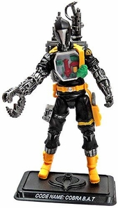 GI Joe 3 3/4 Inch LOOSE Action Figure Cobra B.A.T. (Battle Android Trooper) [Version 21]