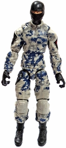 GI Joe 3 3/4 Inch LOOSE Action Figure Cobra Combat Ninja [Version 1]