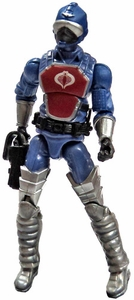 GI Joe 3 3/4 Inch LOOSE Action Figure Cobra H.I.S.S. Commander