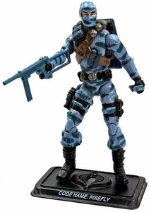 GI Joe 3 3/4 Inch LOOSE Action Figure Firefly [Version 16]