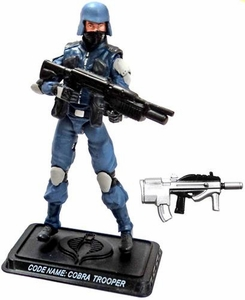 GI Joe 3 3/4 Inch LOOSE Action Figure Cobra Trooper [Version 13]