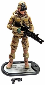 GI Joe 3 3/4 Inch LOOSE Action Figure Conrad 'Duke' Hauser [Version 33]