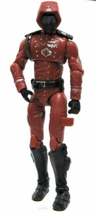 GI Joe 3 3/4 Inch LOOSE Action Figure Crimson Guard [Version 9]
