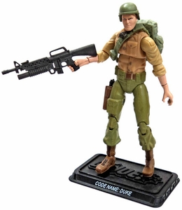 GI Joe 3 3/4 Inch LOOSE Action Figure Duke [Version 23]