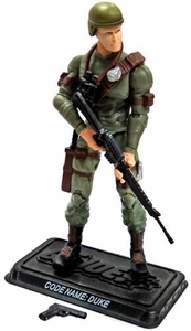 GI Joe 3 3/4 Inch LOOSE Action Figure Duke [Version 27]