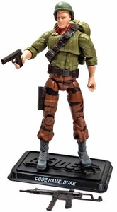 GI Joe 3 3/4 Inch LOOSE Action Figure Duke [Version 28]
