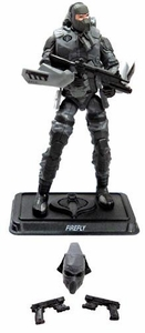 GI Joe 3 3/4 Inch LOOSE Action Figure Firefly [Version 22]
