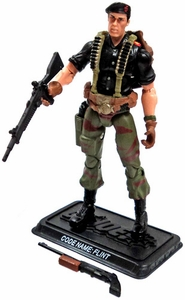 GI Joe 3 3/4 Inch LOOSE Action Figure Flint [Version 14]