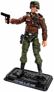 GI Joe 3 3/4 Inch LOOSE Action Figure Hawk [Version 3]