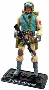 GI Joe 3 3/4 Inch LOOSE Action Figure Sgt. Airborne [Version 3]