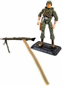GI Joe 3 3/4 Inch LOOSE Action Figure Sgt. Rock 'N Roll