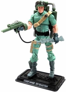 GI Joe 3 3/4 Inch LOOSE Action Figure Skyduster [Version 1]