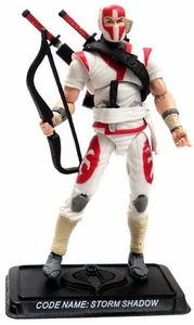 GI Joe 3 3/4 Inch LOOSE Action Figure Storm Shadow  [Version 23]