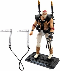 GI Joe 3 3/4 Inch LOOSE Action Figure Storm Shadow [Version 26]