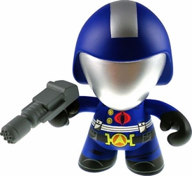GI Joe Loyal Subjects 3 Inch Vinyl Figure Cobra Commander [Battle Helmet]